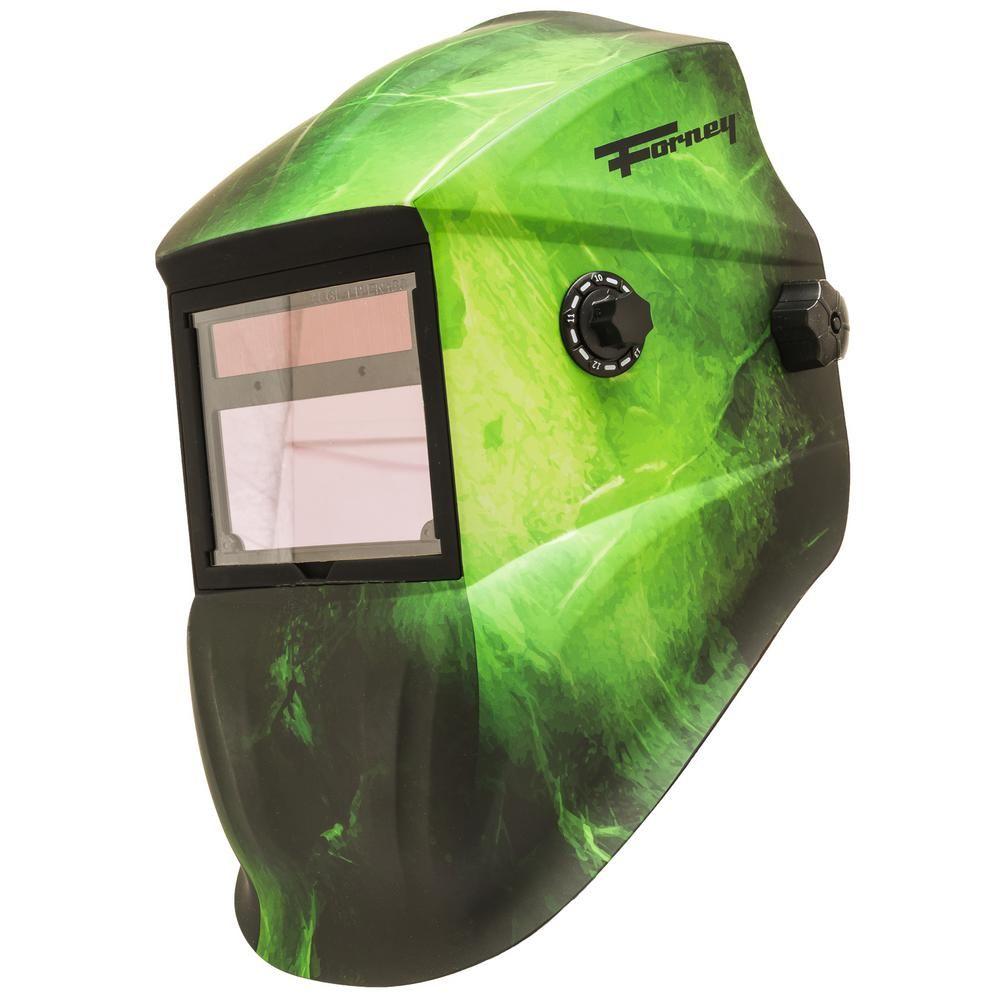 Forney Advantage Series Edge Auto-darkening Welding Helmet