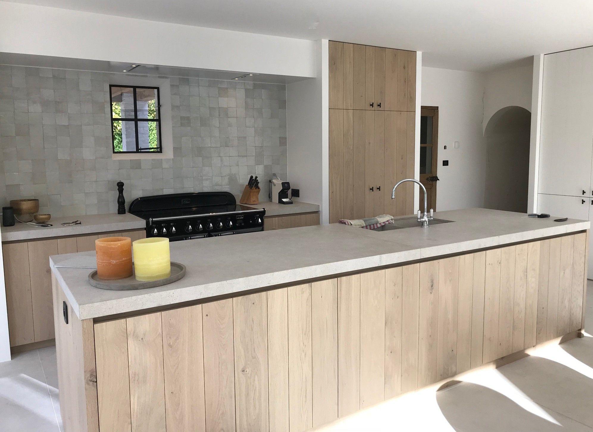 exclusieve herbouwde hoeve op idyllische toplocatie kitchen