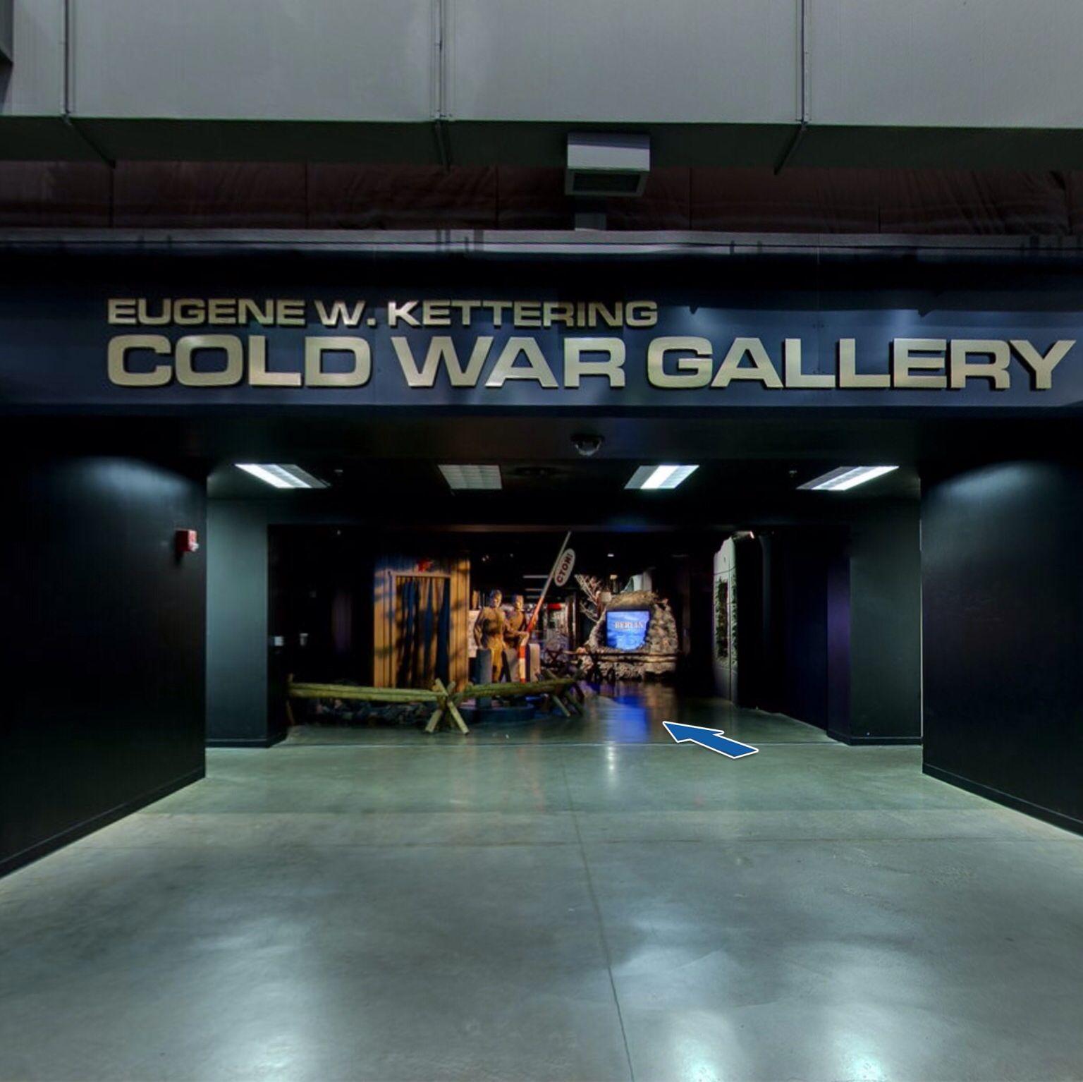 Cold war exhibit dayton ohio war cold war