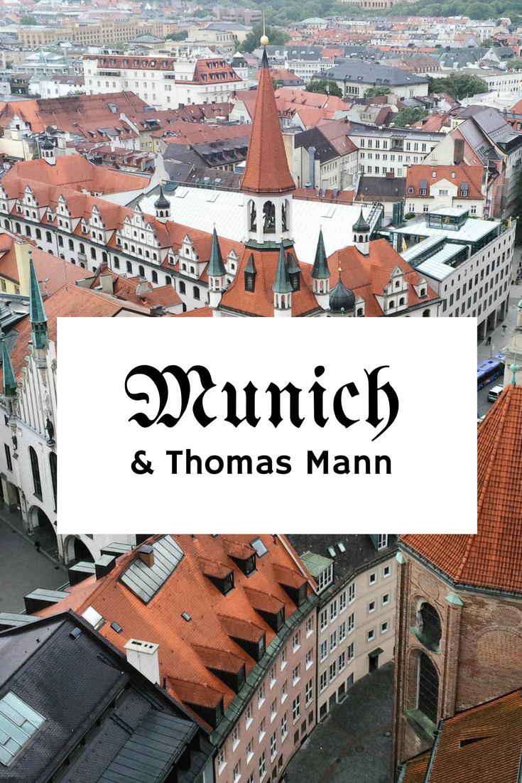 Exploring Munich Through Thomas Mann S Writings Munich Thomas Reading