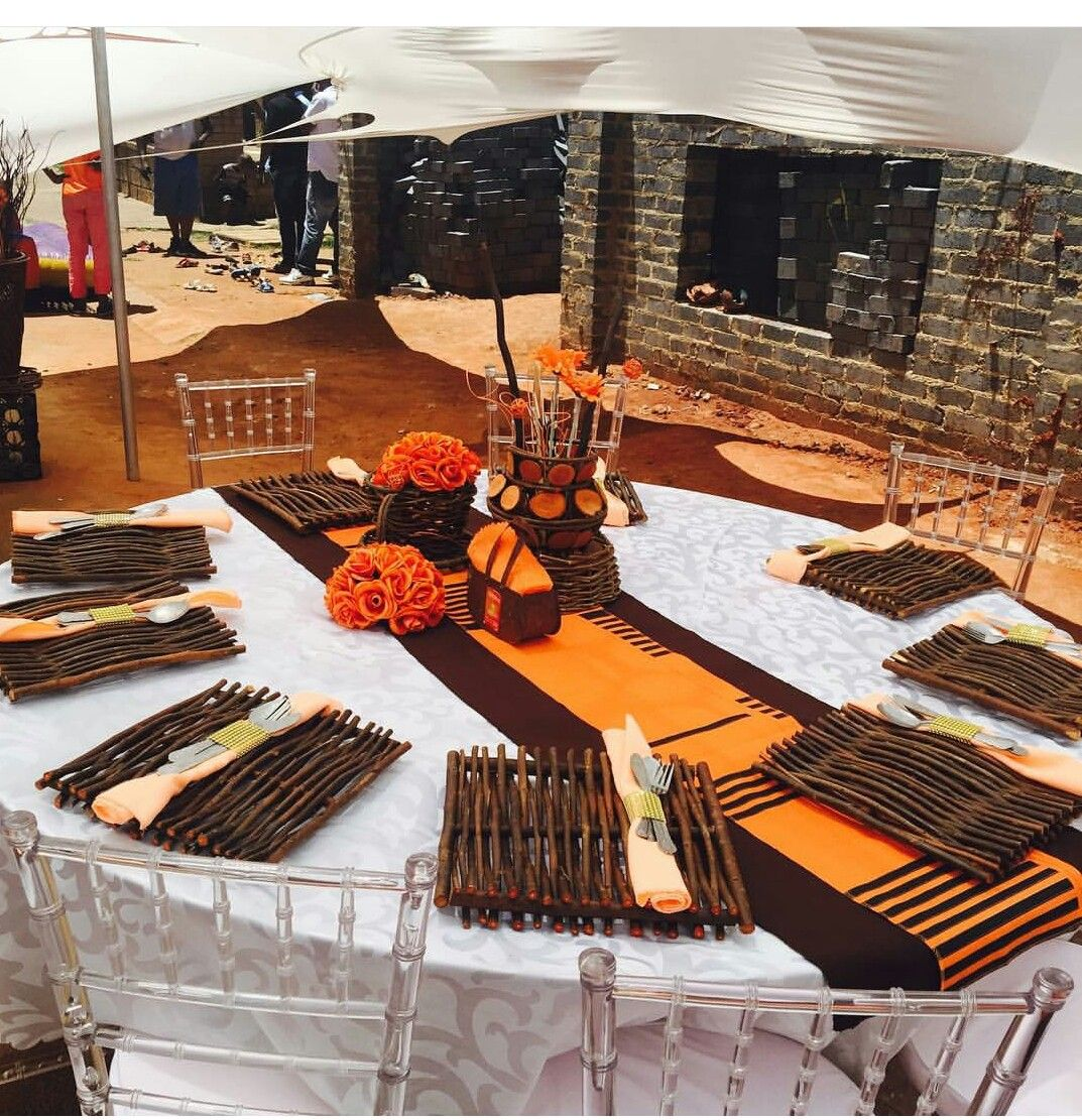 17 Best Images About African Style Home Decor Ideas On: Traditional Wedding