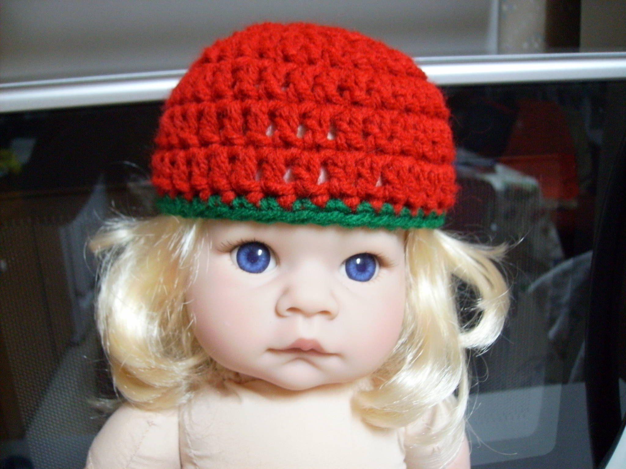 Free 18 doll christmas hat crochet pattern doll amigurumi diy free 18 doll christmas hat crochet pattern bankloansurffo Gallery