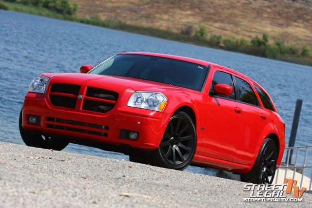 The Car 07 Dodge Magnum R T Owner Kevin Mcintosh 5 7 Liter Hemi