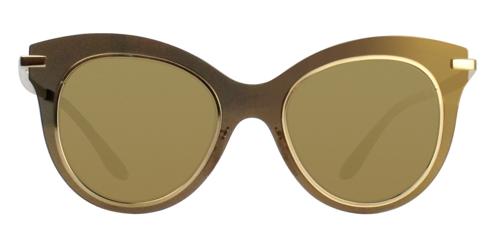 819537c4928 Dolce Gabbana DG2172 Gold   Gold Lens Mirror Sunglasses – shadesdaddy