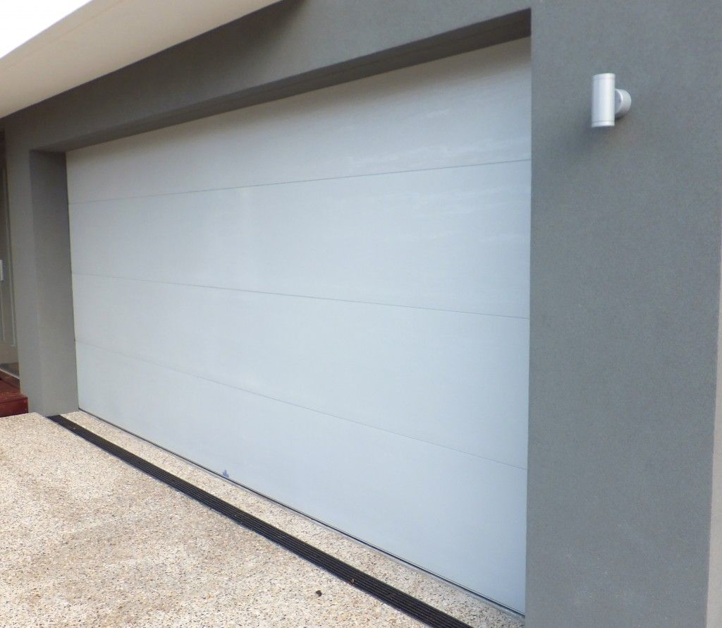 Cosmopolitan Garage Doors Centurion Garage Doors Garage Doors Grey Garage Doors Shale Grey