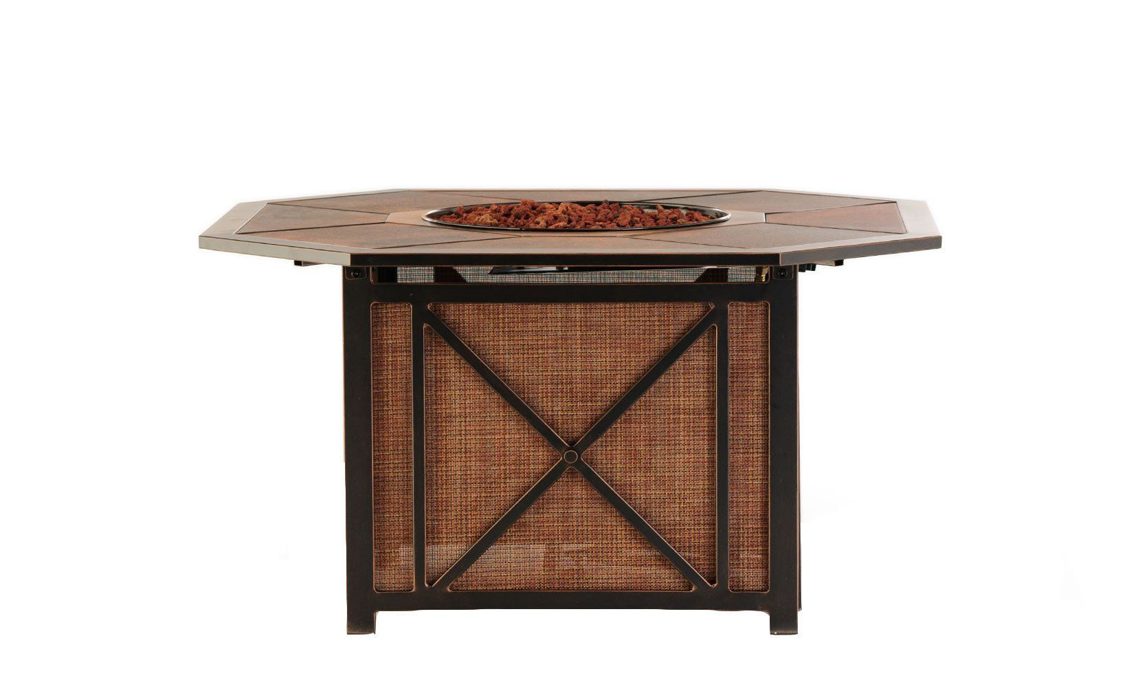 Haywood Fire Pit #GardenFirePitCooking