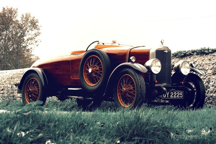1932 Talbot Boat Tail Tourer
