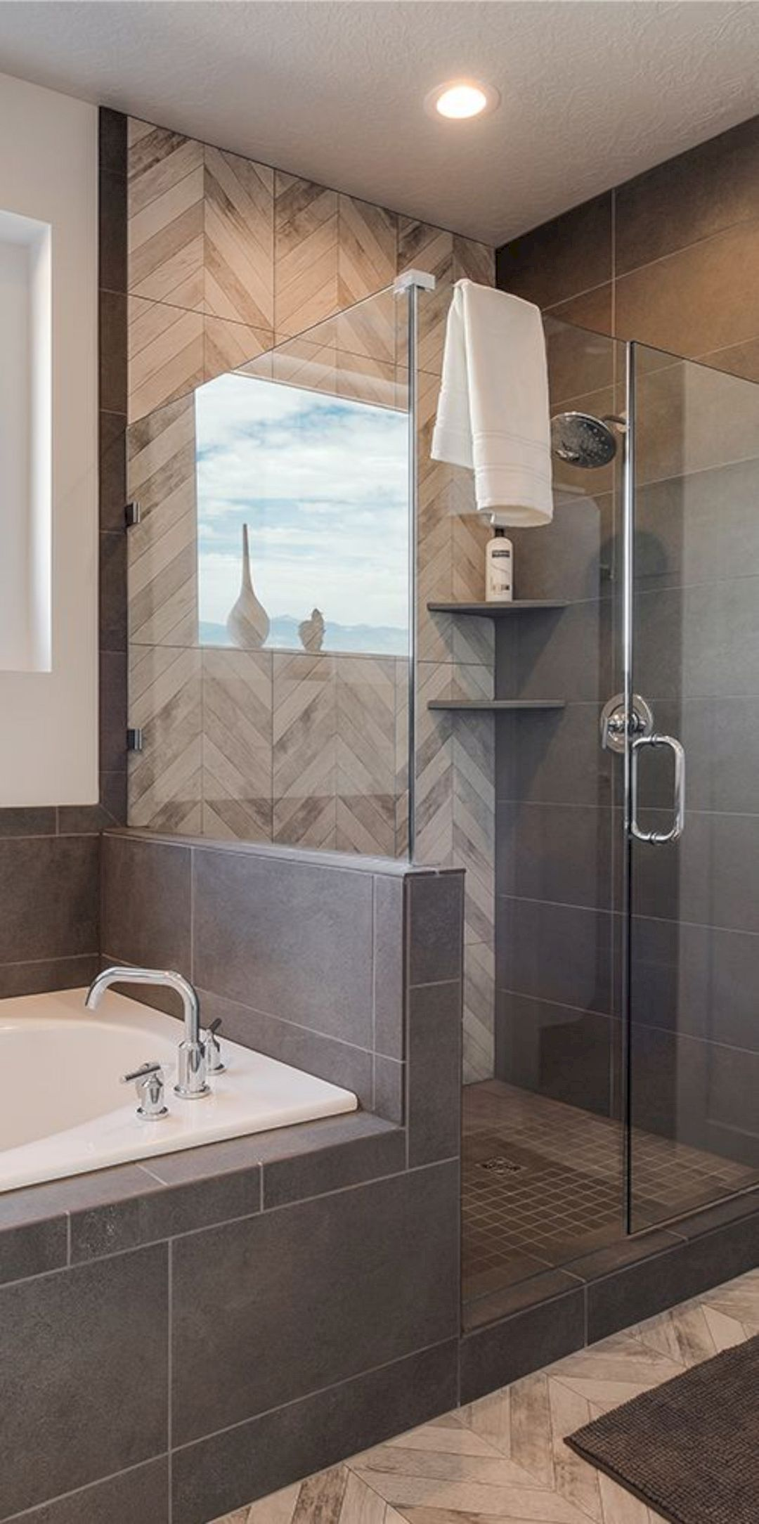 15 Great Renovation Ideas to Makeover Your Shower | Master bathrooms ...
