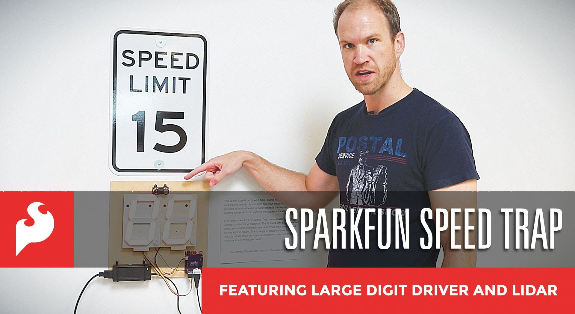 How to speed trap video | raspberry & arduino