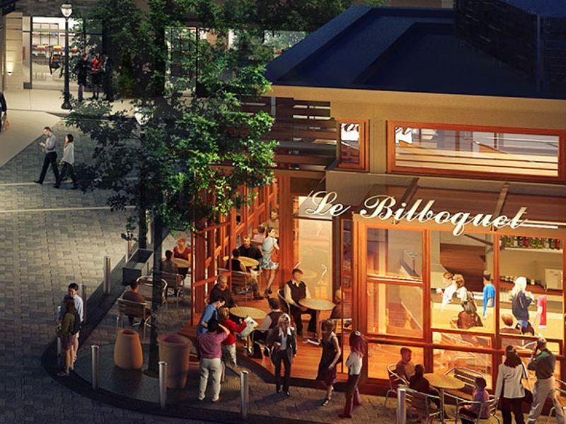Consultez le menu pour Le Bilboquet qui ouvre jeudi