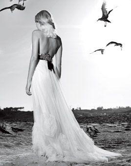 Beachy Wedding Dresses