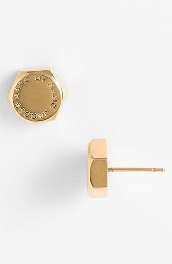 Marc By Jacobs Bolt Stud Earrings Available At Nordstrom Love That They Look Just Like Real Bolts
