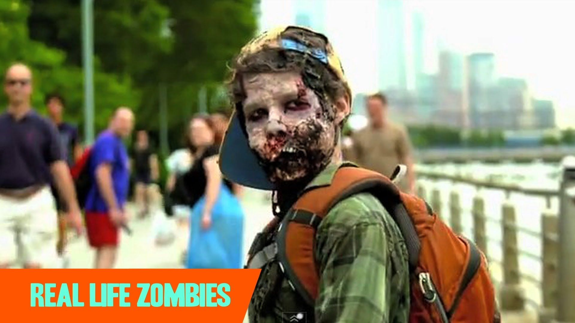 possibly real zombie captured - HD 1920×1080