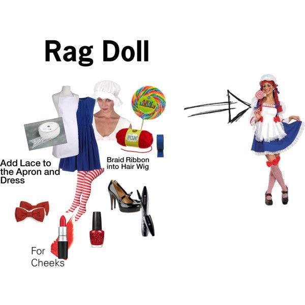 Rag Doll Costumes Halloween Costumes And Halloween Ideas