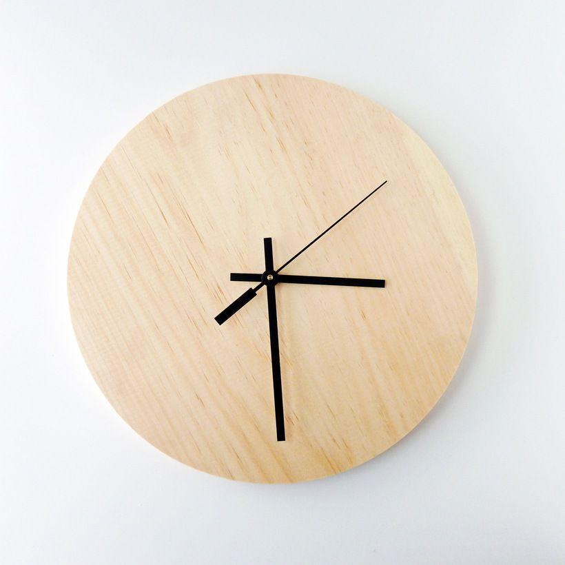 Modern Wood Clocks   Google Search Nice Design