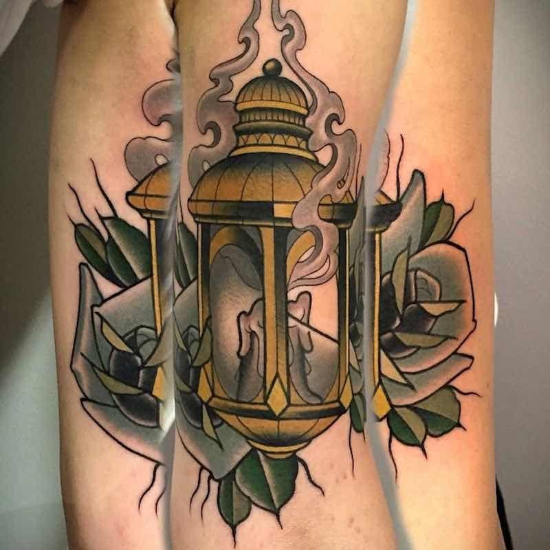 Best lantern tattoos lantern tattoo tattoos candle