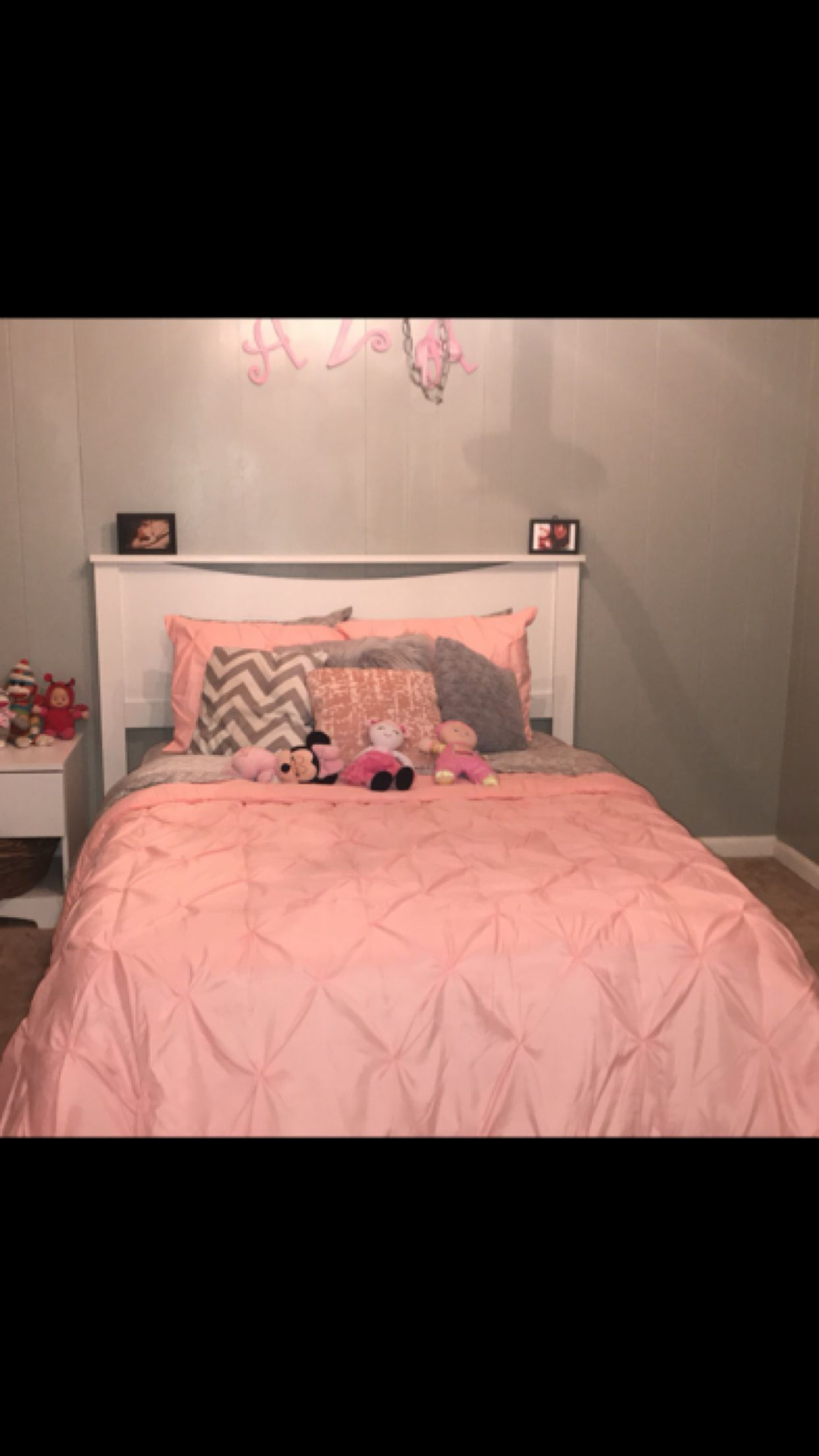 Perfect Little Girls Room My Ava S Comforter Is From