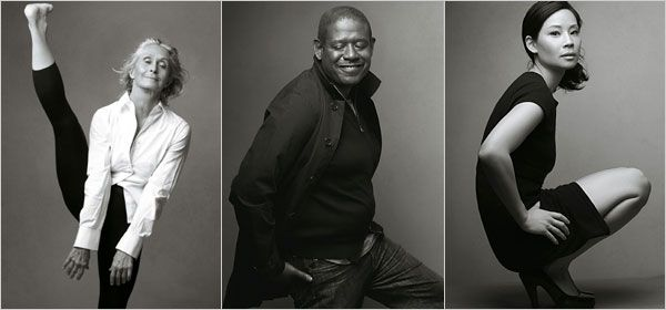 Gap tries a somewhat old fashioned campaign new york times