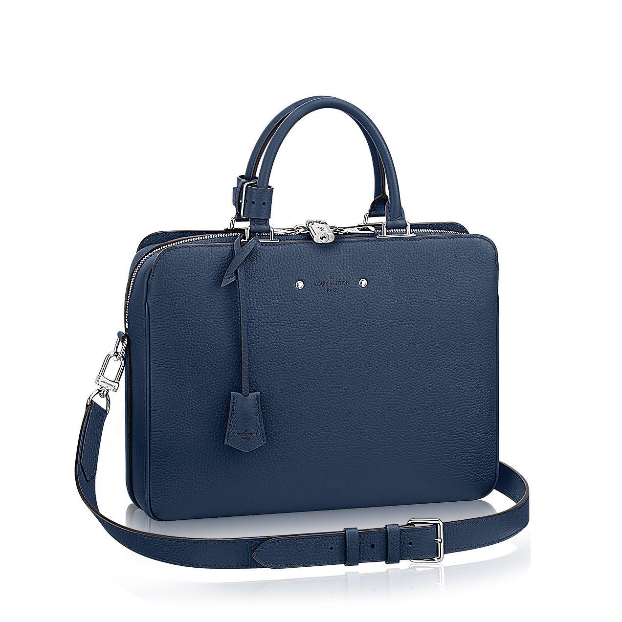 19df1d9d1e17 Armand Briefcase Taurillon Leather Men Men s Bags