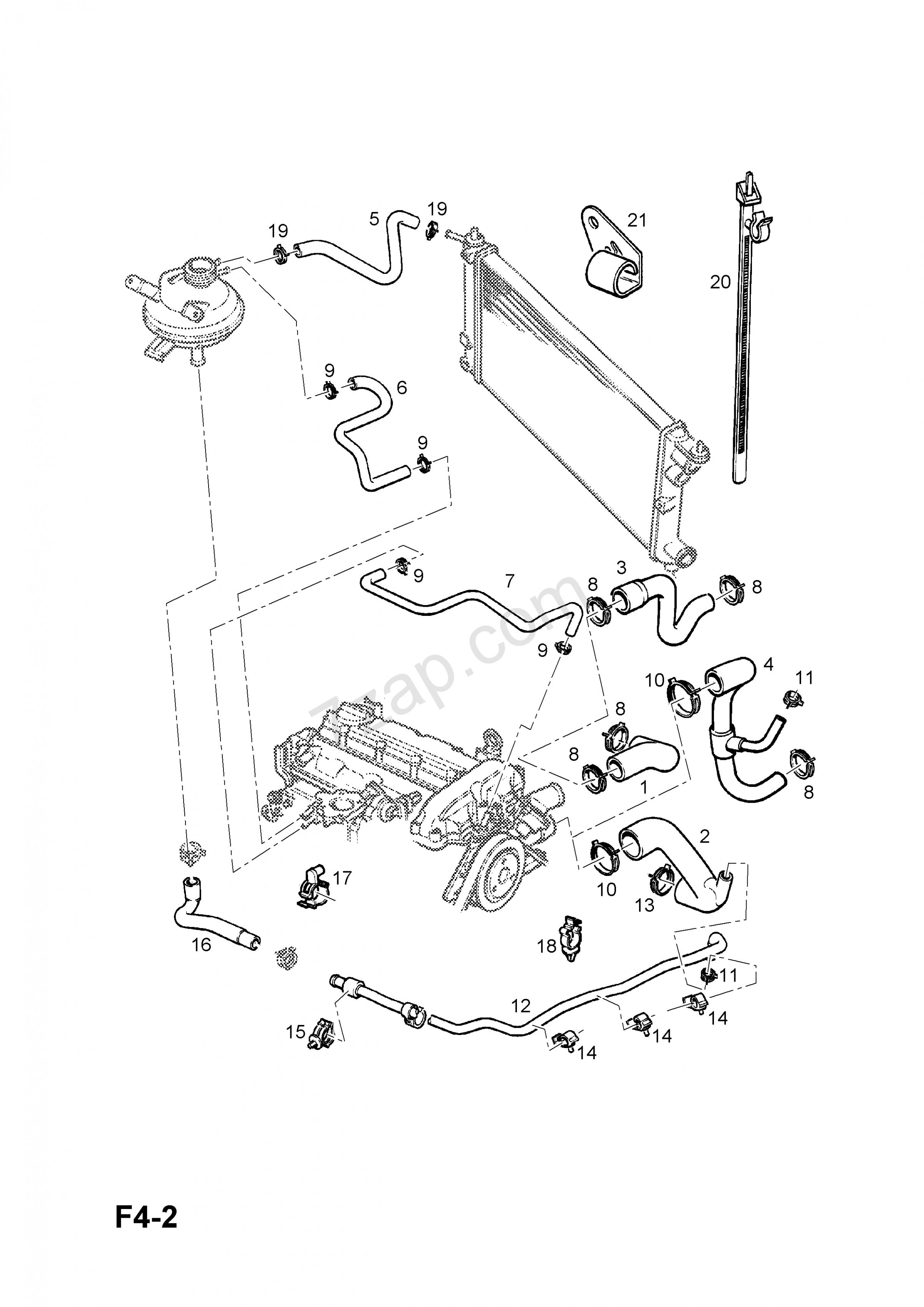 Opel Corsa Lite Engine Diagram Jakarta di 2020