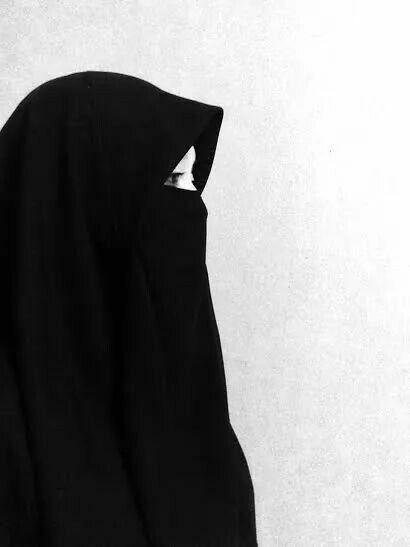 Pin Oleh Sarphyarh Feeyah Di Hijab Niqhab Niqab Kartun Wanita