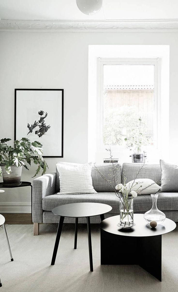 Cozy home with black accents via coco lapine design contemporaryinteriordesign also decoration ideas pinterest rh