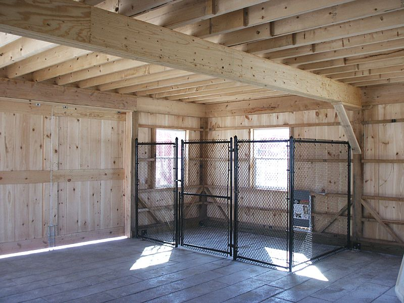 Flooring options in barn loft barn types most used pole for Barn shed with loft plans