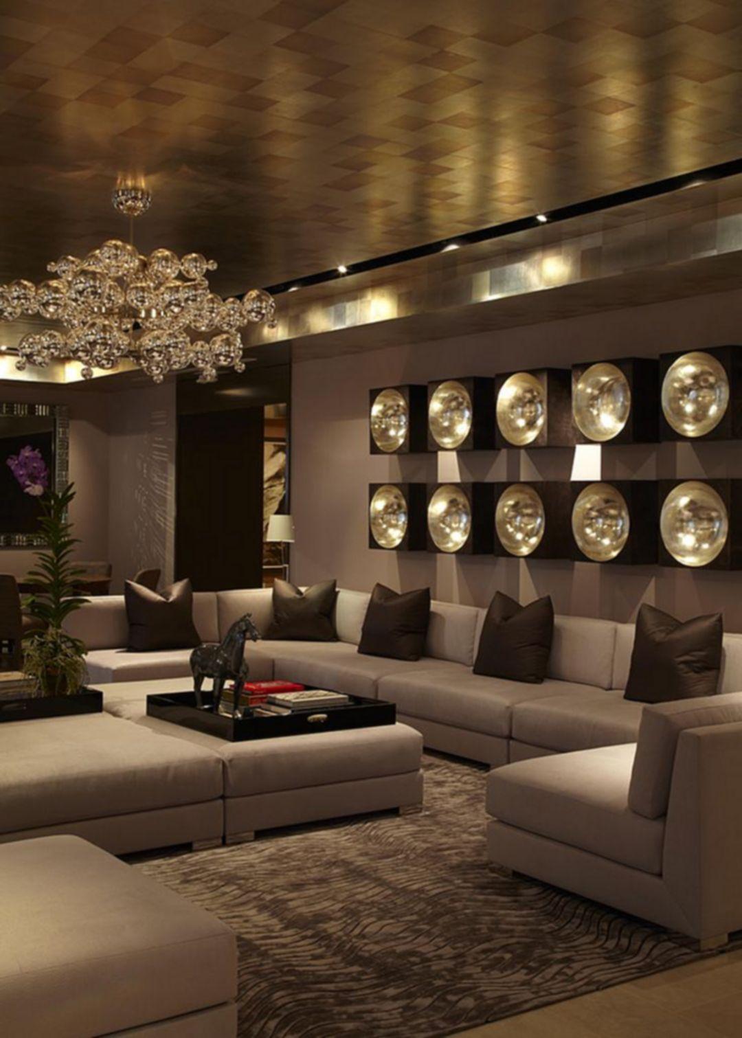 Nice 20 Luxury Living Room Design Ideas That Your Guests Will Be Admire Bosidolot Com Roskoshnye Gostinye Interer I Dizajn Interera