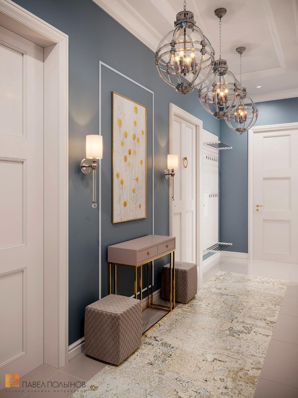 Photo of Фото: Дизайн холла – Дизайн интерьера квартиры в ЖК «Look»,