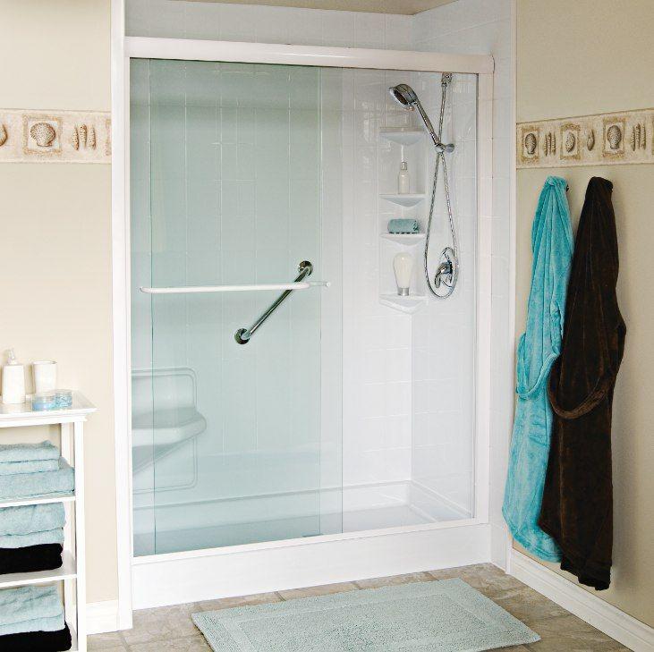 Spacious Walk In Showers Bath Fitter Bathroom Ideas