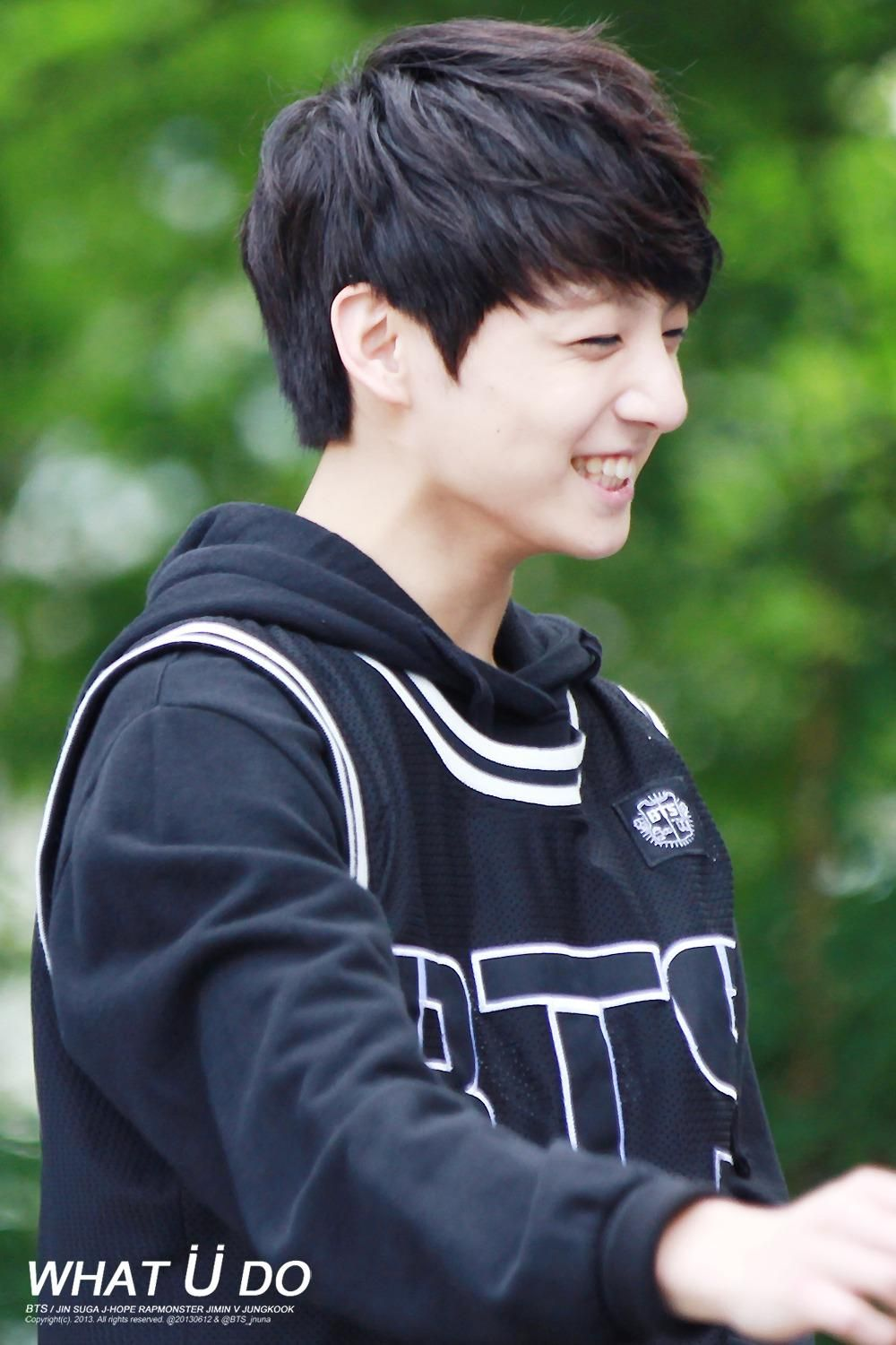 Always Fall In Love With That Smile Jungkook Kookie Bts