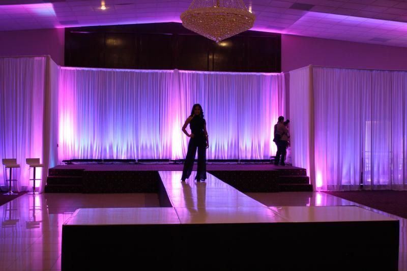 Fashion Show Runway Stage Design