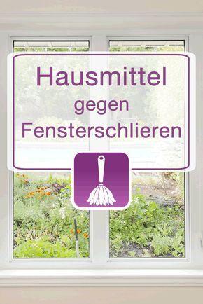 Hausmittel gegen schlieren bei fenstern hausordnung - Fenster putzen hausmittel ...
