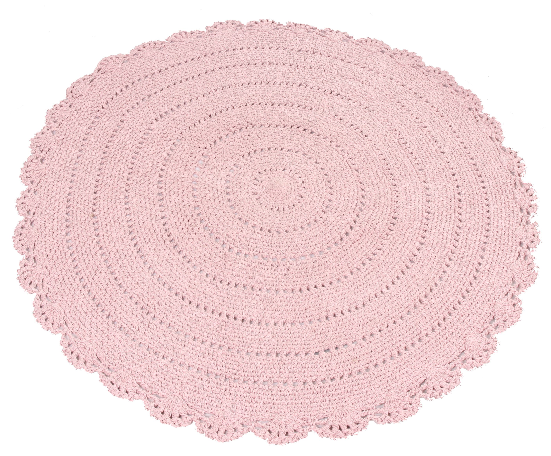 Rond Vloerkleed Kinderkamer : Kidsdepot vloerkleed roundy roze cm lief en klein babykamer