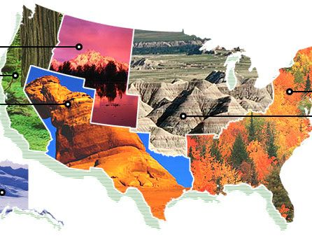 Us National Parks Maps Google Search MapDonner Pinterest - Map of all the us national parks
