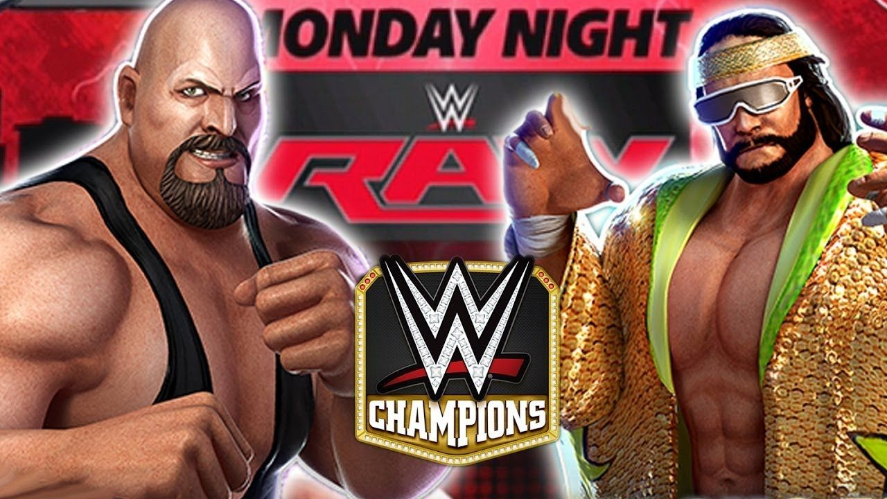 WWE Champions MOD Apk [Unlimited Money] 0.393 Android