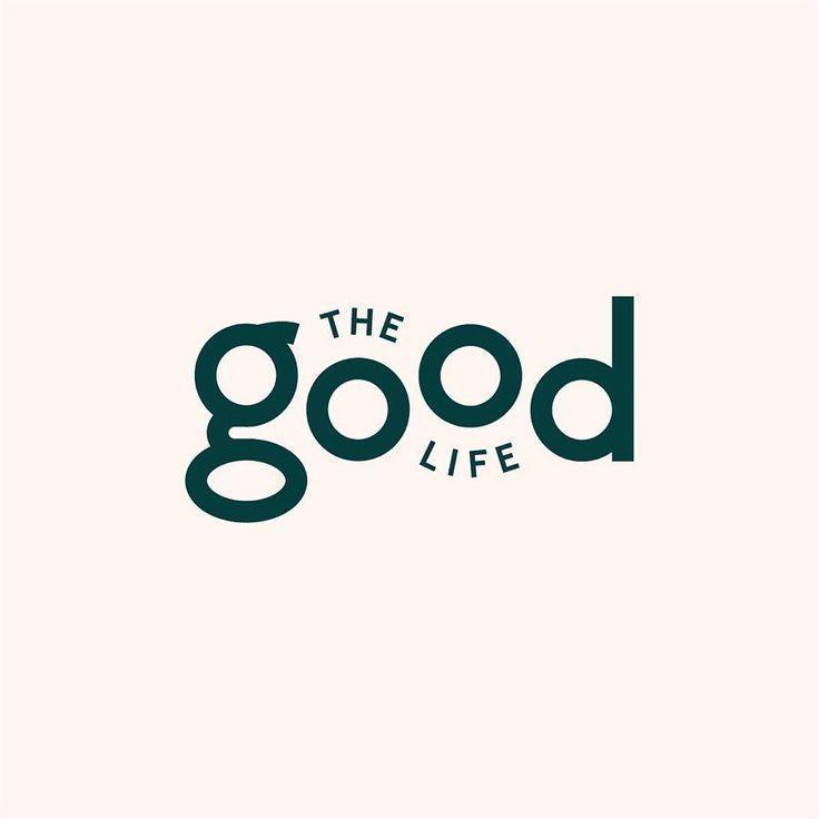 The Good Life Branding | Branding design Logos design Branding Dieser Pin wurde...