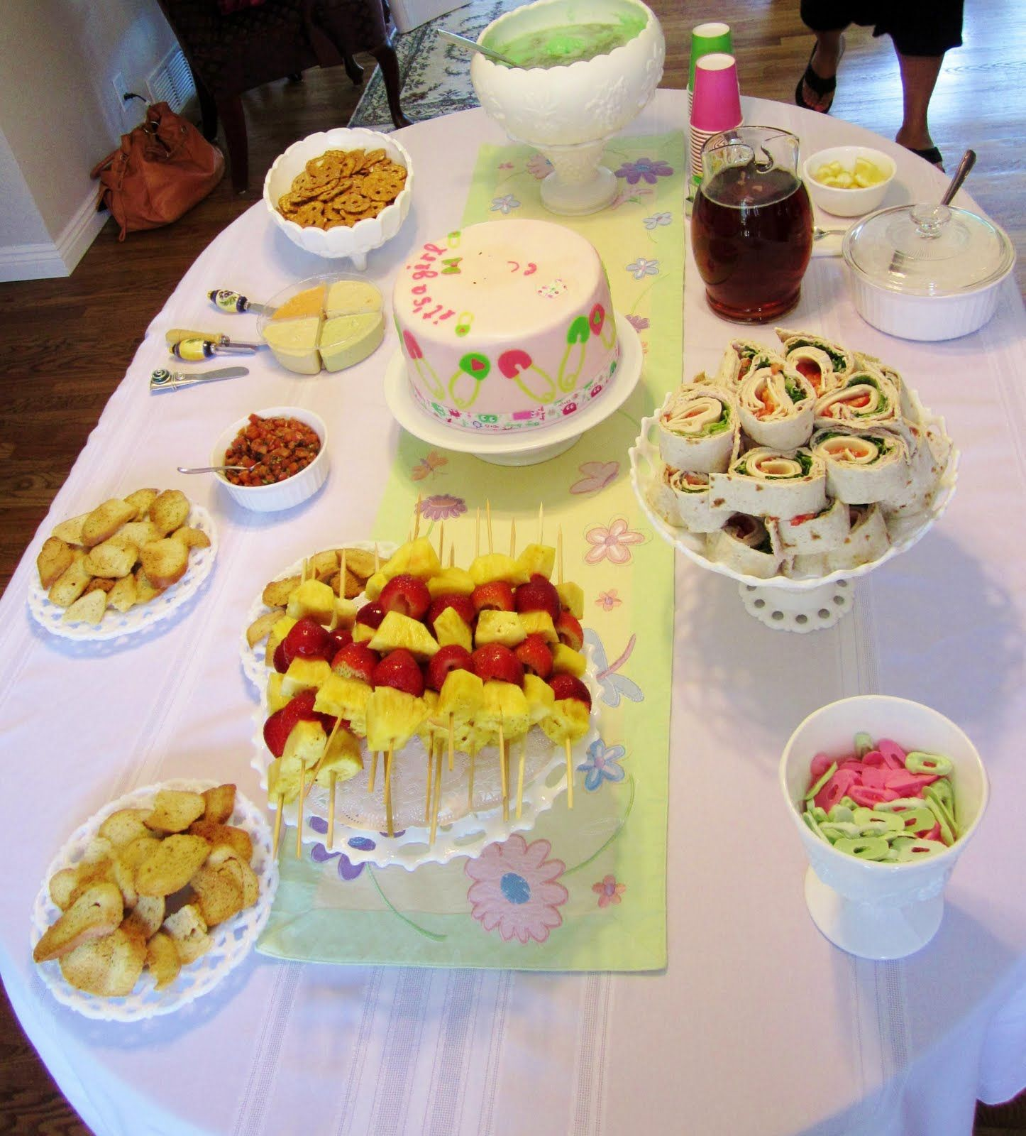 Baby Shower Ideas For Girls On A Budget - Finding