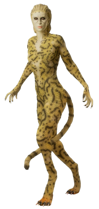 Ww84 Cheetah Transparent By Camo Flauge On Deviantart Cheetah Wonder Woman Cheetah Dc Comics Cheetah Dc