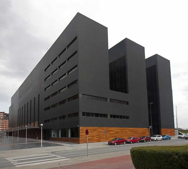 Basque country bizkaia bilbao fronton bizkaia - Estudios arquitectura bilbao ...