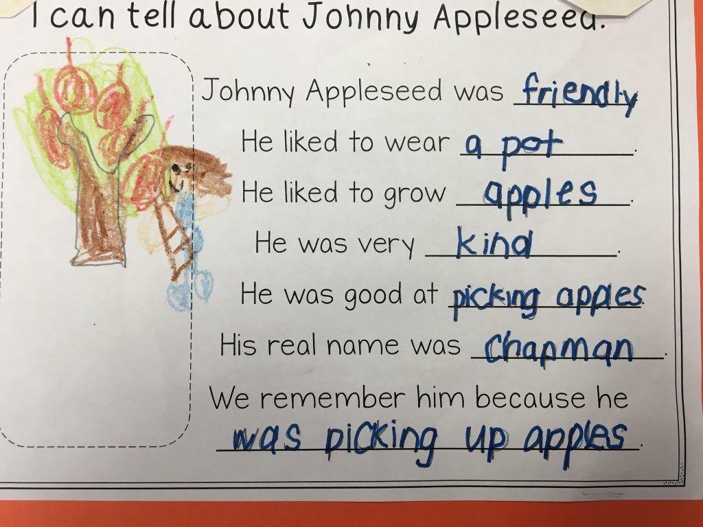 Johnny Appleseed Fun