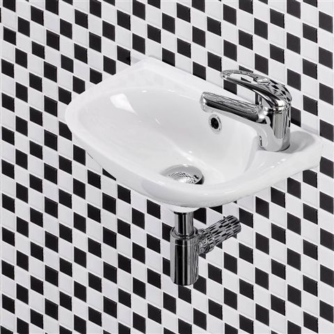 Bathroom Heaven Through Quidco Jeri 39 Cloakroom Basin Small