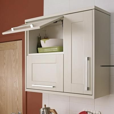 How To Fix Kitchen Wall Units