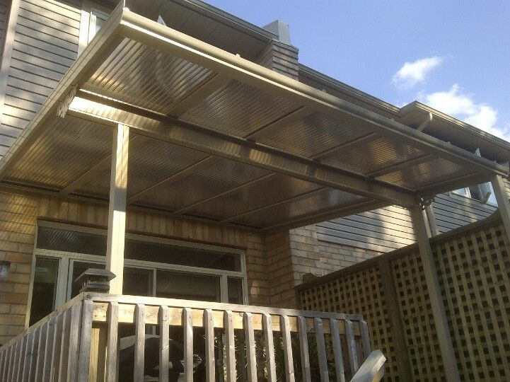 Acrylic Patio Covers By Superior Screens