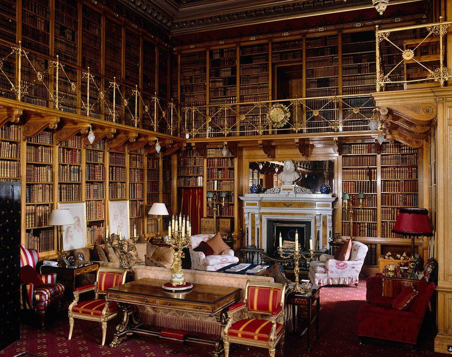 English castle interiors alnwick castle world of interiors books