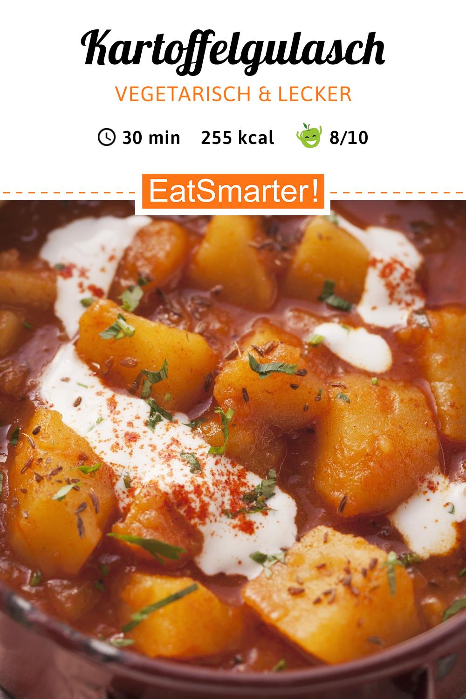 Photo of potato goulash