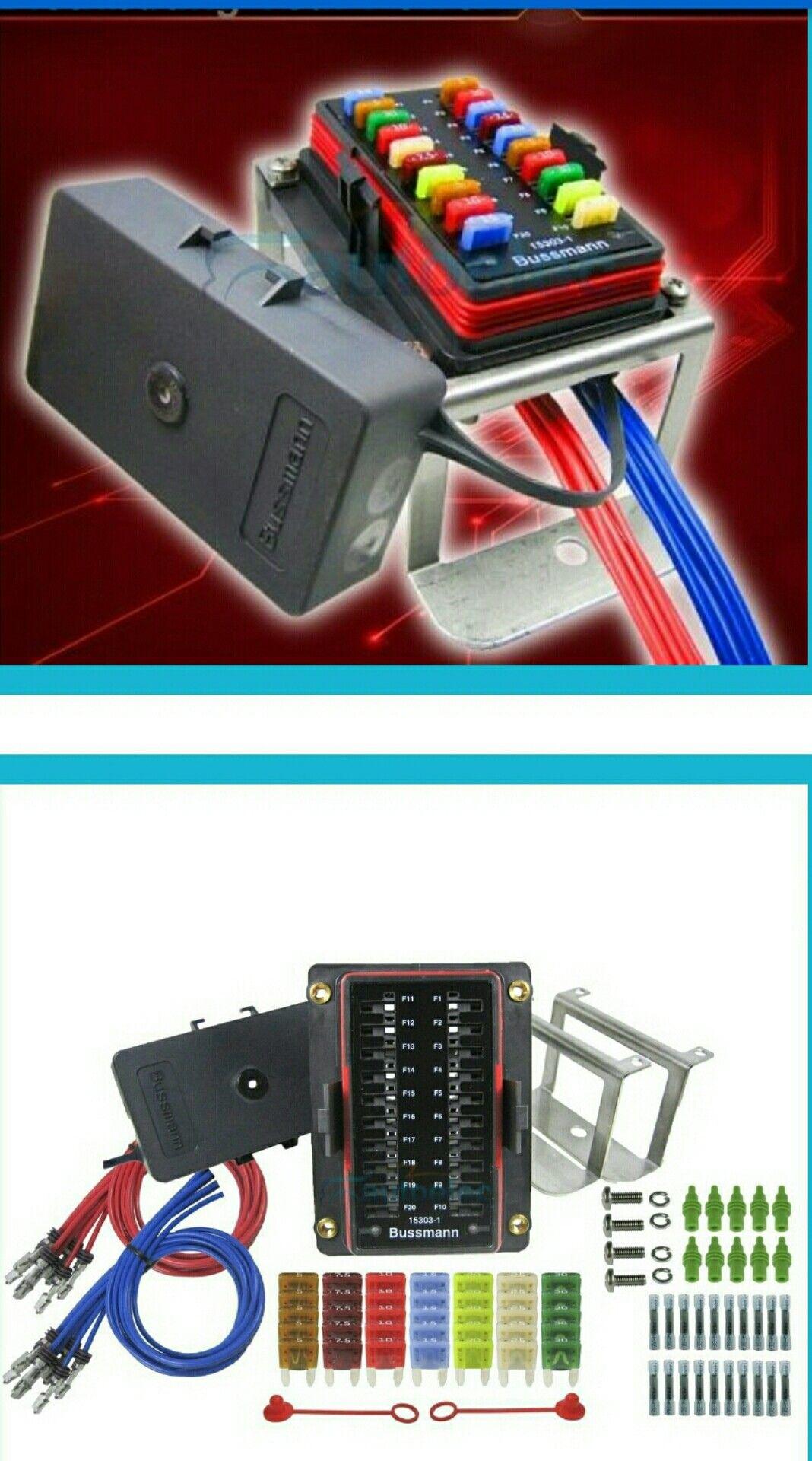 medium resolution of car audio bussmann 20 mini fuse holder ip66 diy electronics electronics projects k5 blazer ice