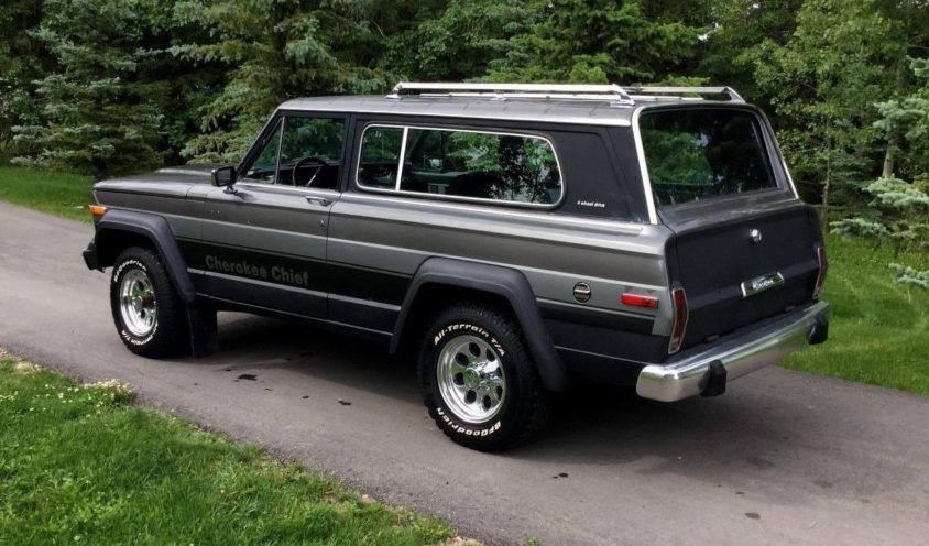 Actual Barn Find 20k Mile 1980 Jeep Cherokee Chief Cherokee Chief Jeep Cherokee Jeep