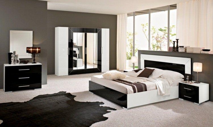 Chambre à coucher de luxe: 107 idées d\'architectes d\'intérieur | Bed ...