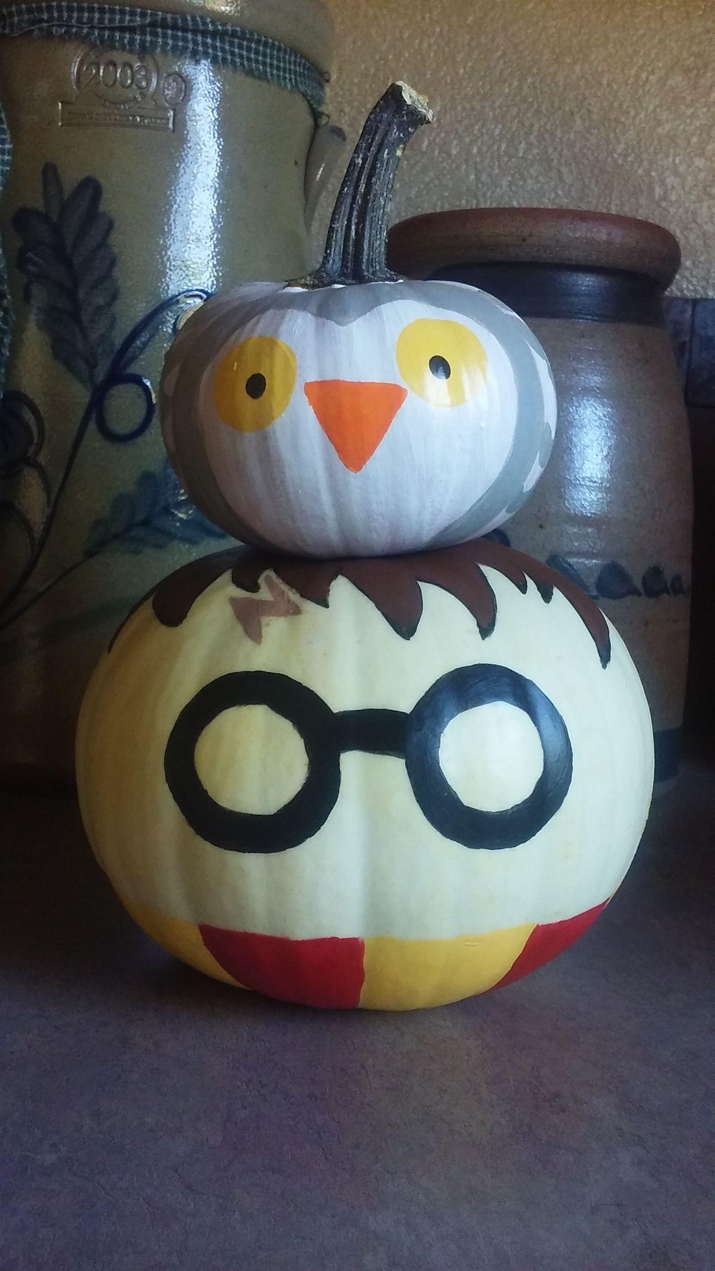 31+ Harry potter painting pumpkin ideas in 2021
